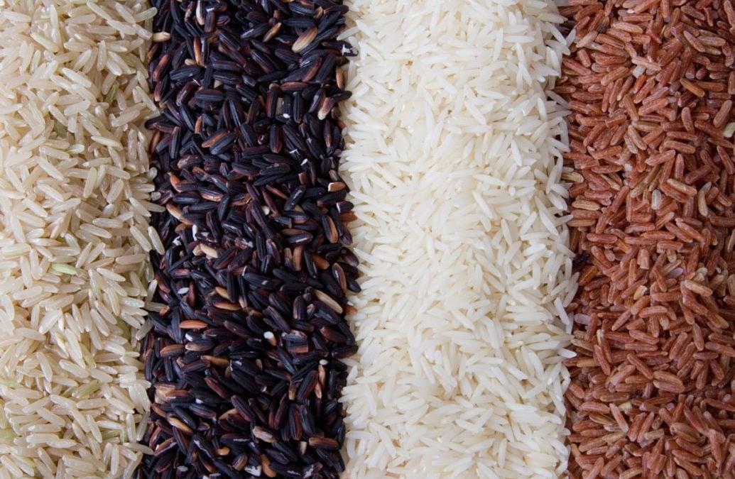 Rice: Get beyond white!